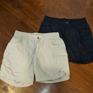 Set of Columbia Shorts Size Small